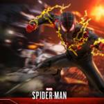 Hot Toys Spider Man Miles Morales 002