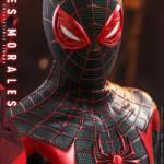 Hot Toys Spider Man Miles Morales 006