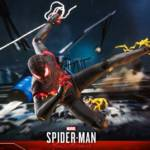 Hot Toys Spider Man Miles Morales 011