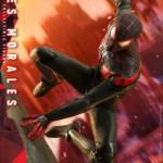 Hot Toys Spider Man Miles Morales 013