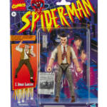 MARVEL LEGENDS SERIES 6 INCH SCALE J. JONAH JAMESON RETRO COLLECTION Figure in pck