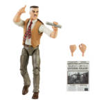 MARVEL LEGENDS SERIES 6 INCH SCALE J. JONAH JAMESON RETRO COLLECTION Figure oop