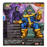 MARVEL LEGENDS SERIES 6 INCH SCALE THANOS Figure pckging