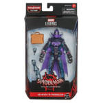 MARVEL LEGENDS SERIES SPIDER MAN INTO THE SPIDER VERSE 6 INCH MARVEL'S PROWLER Figure in pck