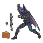 MARVEL LEGENDS SERIES SPIDER MAN INTO THE SPIDER VERSE 6 INCH MARVEL'S PROWLER Figure oop