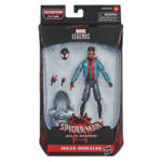 MARVEL LEGENDS SERIES SPIDER MAN INTO THE SPIDER VERSE 6 INCH MILES MORALES Figure in pck