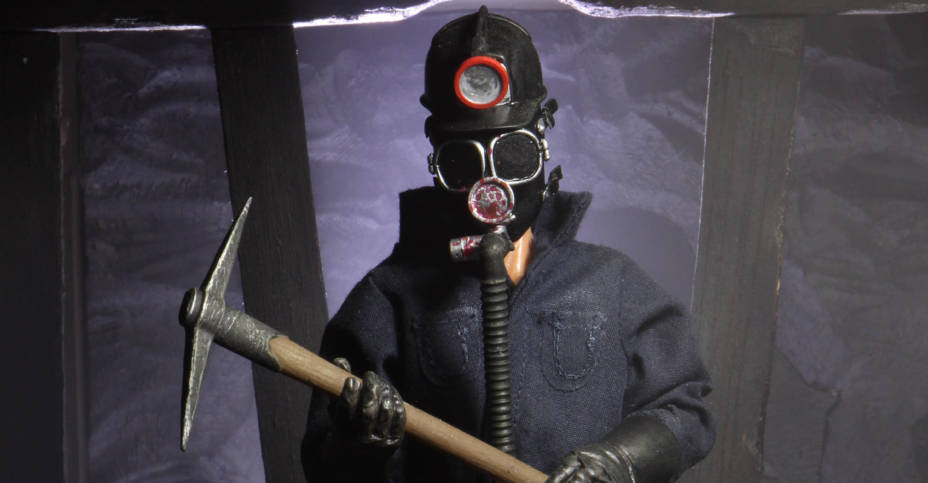 My Bloody Valentine The Miner NECA 001