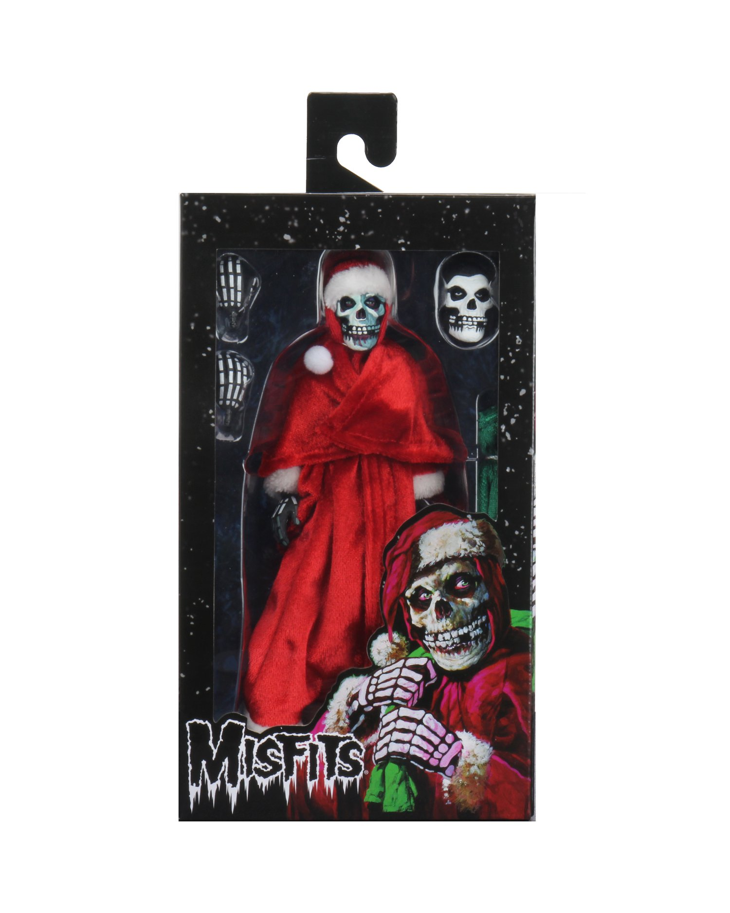 NECA Misfits Holiday Fiend Packaging 001
