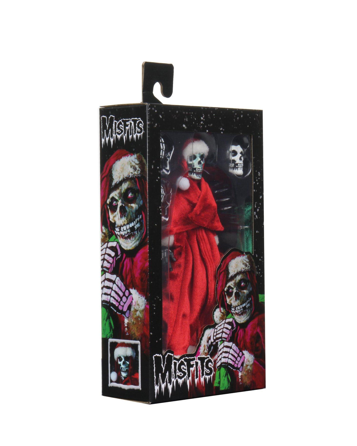 NECA Misfits Holiday Fiend Packaging 002