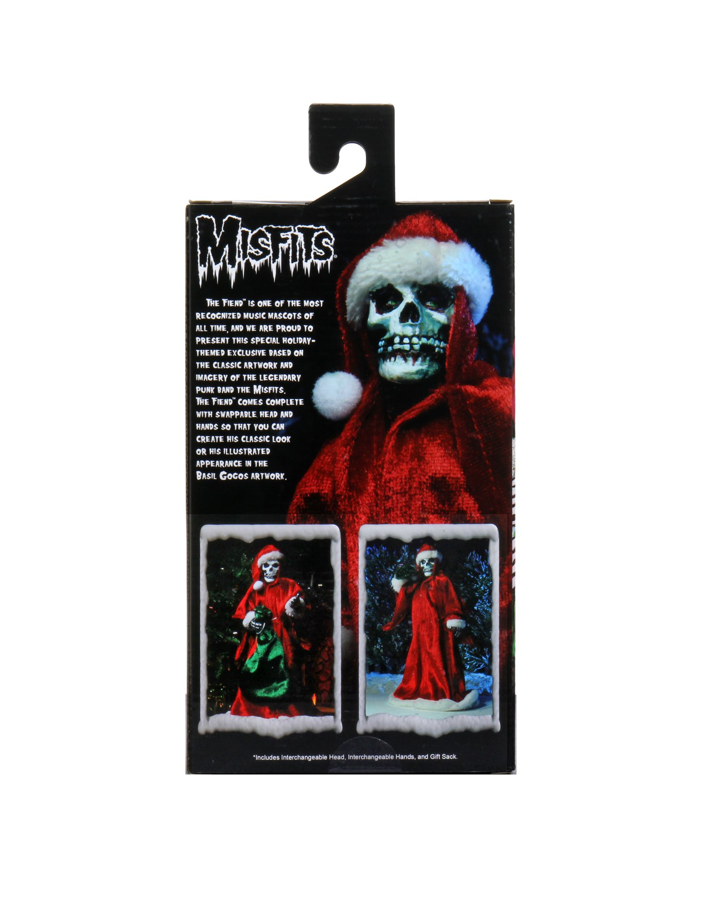NECA Misfits Holiday Fiend Packaging 003