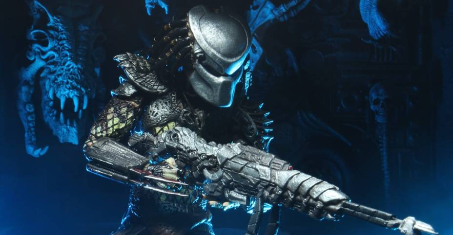 NECA Ultimate Scout Predator Released 002