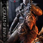 Prime 1 Witcher 3 Geralt Statue DX 001