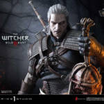 Prime 1 Witcher 3 Geralt Statue DX 002