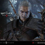 Prime 1 Witcher 3 Geralt Statue DX 003
