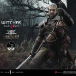 Prime 1 Witcher 3 Geralt Statue DX 004