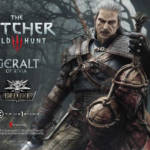 Prime 1 Witcher 3 Geralt Statue DX 005