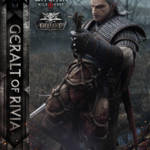 Prime 1 Witcher 3 Geralt Statue DX 006