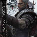 Prime 1 Witcher 3 Geralt Statue DX 007