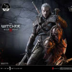 Prime 1 Witcher 3 Geralt Statue DX 011