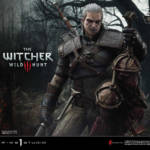 Prime 1 Witcher 3 Geralt Statue DX 012