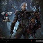 Prime 1 Witcher 3 Geralt Statue DX 013
