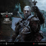 Prime 1 Witcher 3 Geralt Statue DX 014