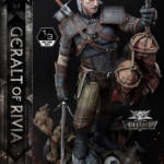 Prime 1 Witcher 3 Geralt Statue DX 021