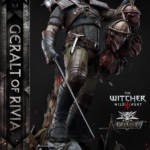 Prime 1 Witcher 3 Geralt Statue DX 023