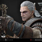 Prime 1 Witcher 3 Geralt Statue DX 027