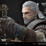 Prime 1 Witcher 3 Geralt Statue DX 028