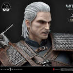 Prime 1 Witcher 3 Geralt Statue DX 029