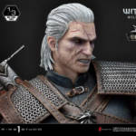 Prime 1 Witcher 3 Geralt Statue DX 030