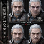 Prime 1 Witcher 3 Geralt Statue DX 035