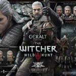 Prime 1 Witcher 3 Geralt Statue DX 038
