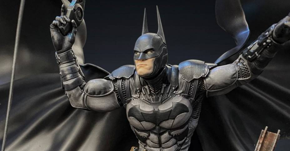 SFX Arkham Knight Batman Statue 008