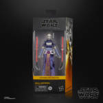 STAR WARS THE BLACK SERIES 6 INCH ASAJJ VENTRESS Figure in pck 1
