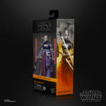STAR WARS THE BLACK SERIES 6 INCH ASAJJ VENTRESS Figure in pck 2
