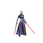 STAR WARS THE BLACK SERIES 6 INCH ASAJJ VENTRESS Figure oop white bckgrnd