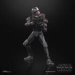 STAR WARS THE BLACK SERIES 6 INCH HUNTER Figure oop 2