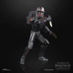 STAR WARS THE BLACK SERIES 6 INCH HUNTER Figure oop 3