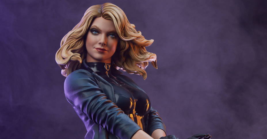 Sideshow Black Canary Statue 001