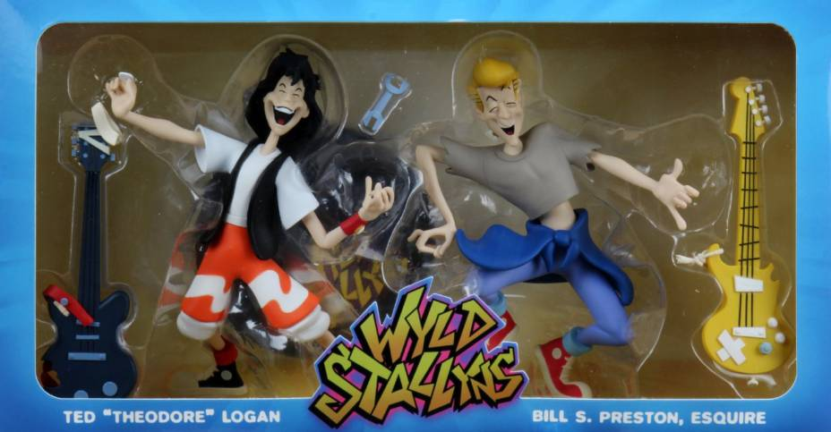 Toony Bill and Ted Packaging 001