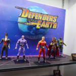 Toy Fair 2020 NECA Defenders of the Earth 001