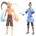 AVATAR SERIES 4 DLX ACTION FIGURE ASST 1