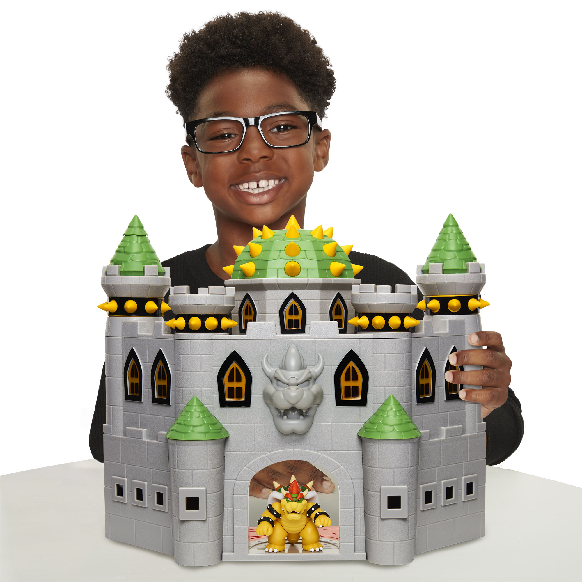 Bowsers Castle playset