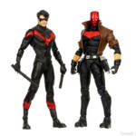 DC Multiverse Nightwing Red Hood 2 Pack 29