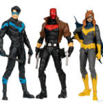 DC Multiverse Nightwing Red Hood 2 Pack 33