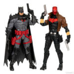 DC Multiverse Nightwing Red Hood 2 Pack 34