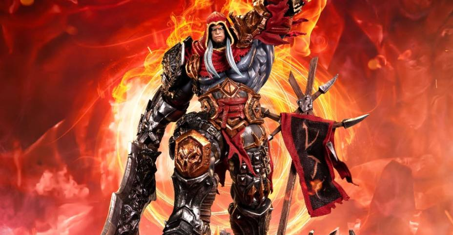 Darksiders War Statue F4F 001