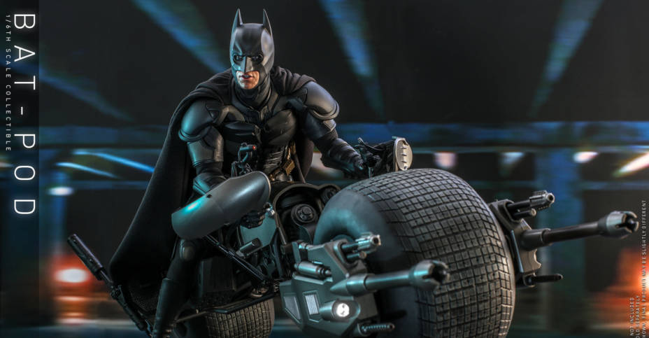 Hot Toys Dark Knight Rises Bat Pod Vehicle 001